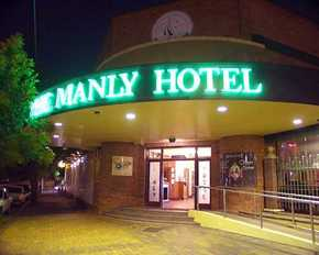 The Manly Hotel