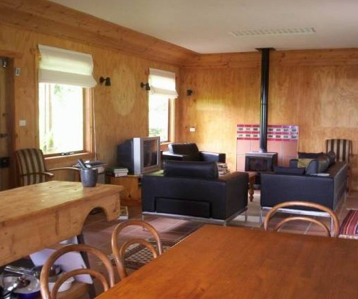 Tree Fern Lodge
