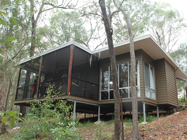 Mt Cotton Eco Cabins