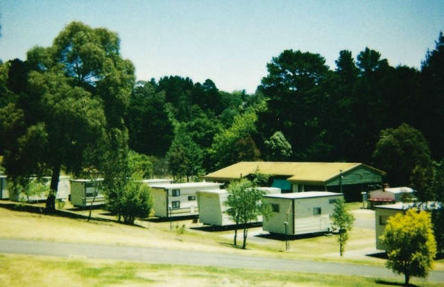 Blue Mountains Tourist Park - Blackheath Glen