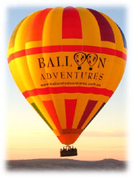 Balloon Adventures Barossa Valley - Accommodation Gold Coast