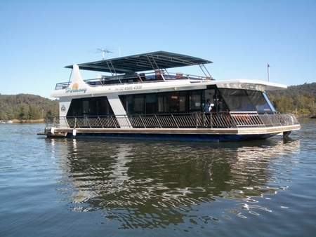 Able Hawkesbury River Houseboats - Accommodation Gold Coast