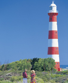 Point Moore Lighthouse - Accommodation Gold Coast
