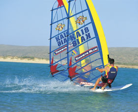 Windsurfing and Surfing - Accommodation Gold Coast