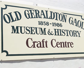 Old Geraldton Gaol Craft Centre - Accommodation Gold Coast