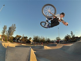Sensational Skate Park - Accommodation Gold Coast