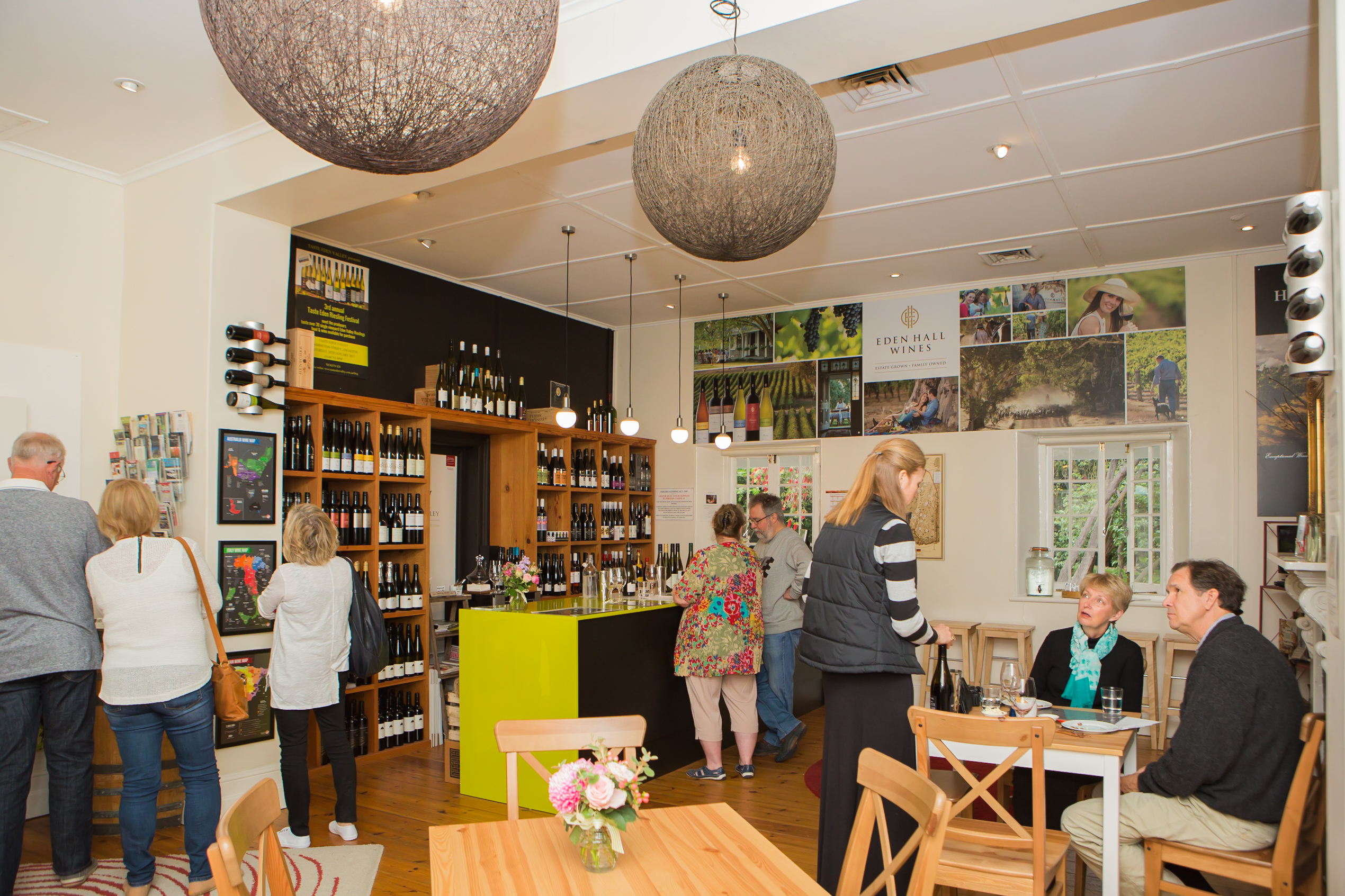 Taste Eden Valley Regional Wine Room