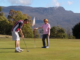 Poatina Golf Course