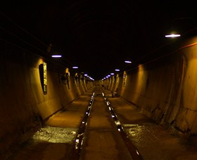 WWII Oil Storage Tunnels - Accommodation Gold Coast