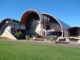 Australian Stockmans Hall of Fame and Outback Heritage Centre