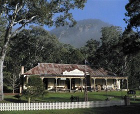 Newnes Kiosk - Accommodation Gold Coast