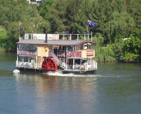 Hawkesbury Paddlewheeler - Accommodation Gold Coast