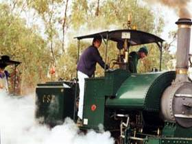 Cobdogla Irrigation And Steam Museum