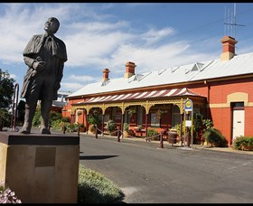 Forbes Railway Arts and Visitor Information Centre - Accommodation Gold Coast