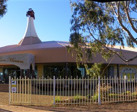 McFeeters Motor Museum and Visitor Information Centre - Accommodation Gold Coast