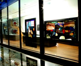 National Art Glass Collection - Accommodation Gold Coast