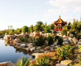Lambing Flat Chinese Tribute Garden - Accommodation Gold Coast