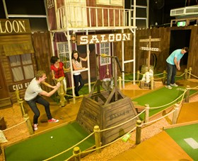 Mega Mini Golf - Accommodation Gold Coast