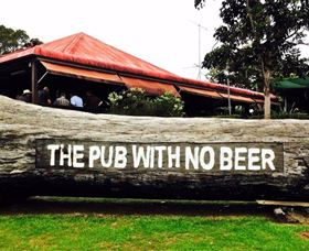 The Pub With No Beer