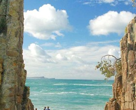 Crowdy Bay National Park
