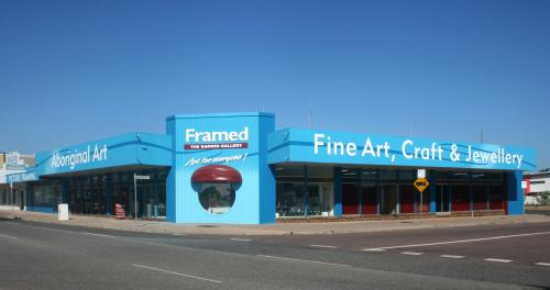 FramedThe Darwin Gallery - Accommodation Gold Coast